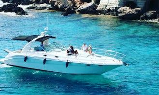 45' Sea Ray Sundancer Motor Yacht Rental in Ayia Napa, Ammochostos