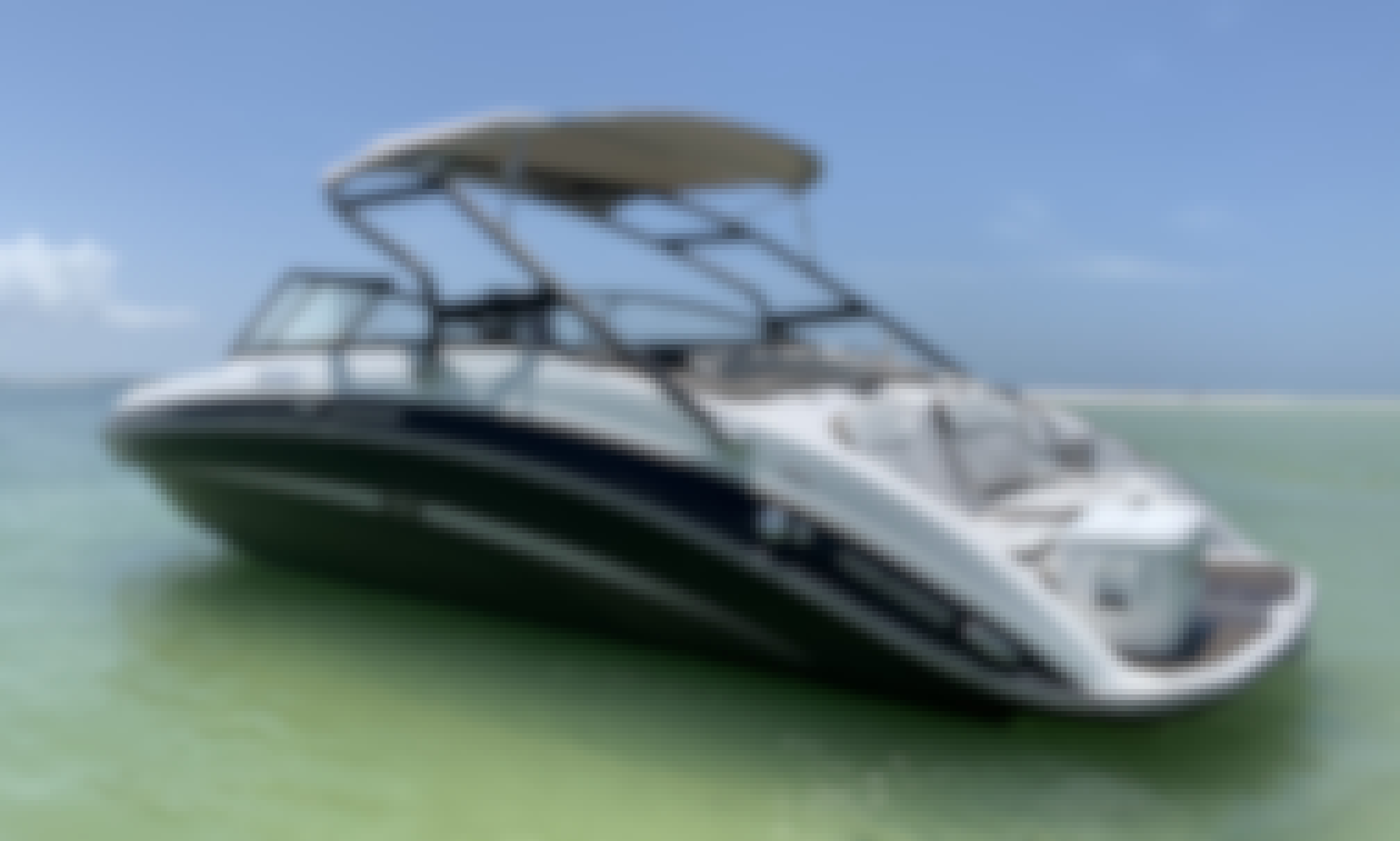 24ft Yamaha Bowrider in Clearwater, St. Petes, Tampa