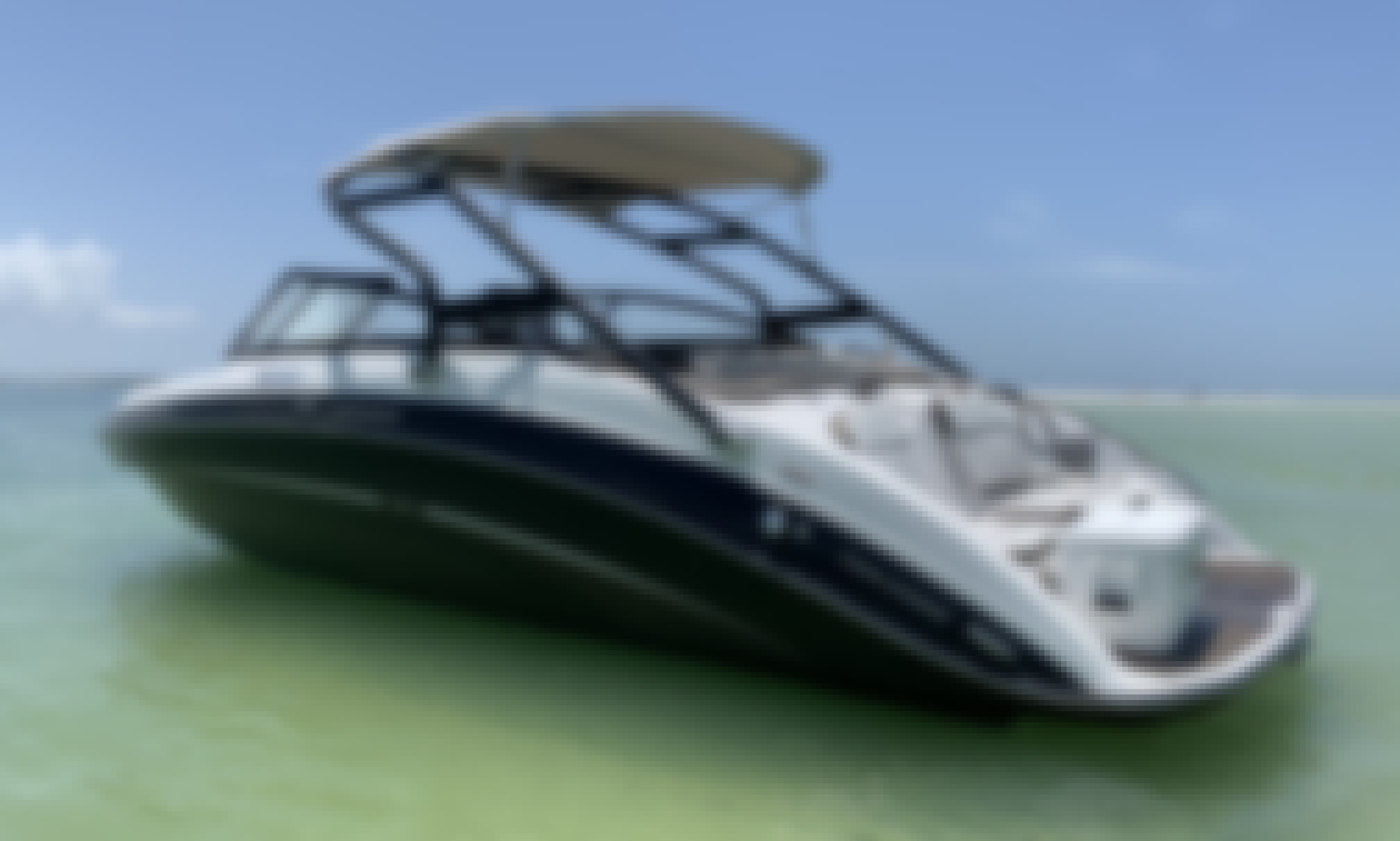 24ft Yamaha Bowrider in Clearwater, St. Pete