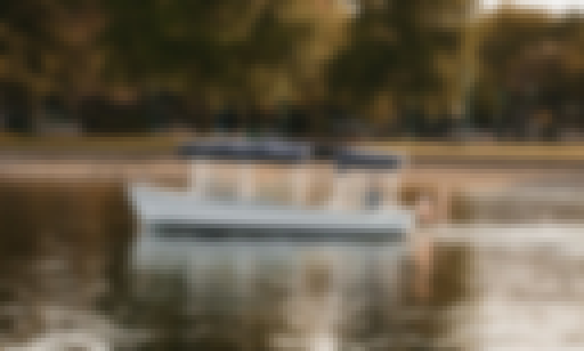 "21' ""Old Bay"" Duffy Electric Boat Rental in Kirkland, Washington"