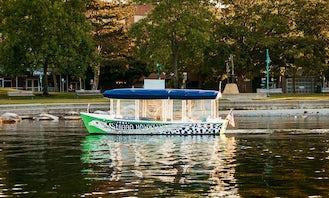 21' Old Bay Seahawk Themed Duffy in Kirkland, Washington