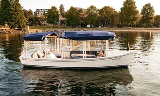 21' Duffy Electric Boat for 12 Person in Kirkland, Washington