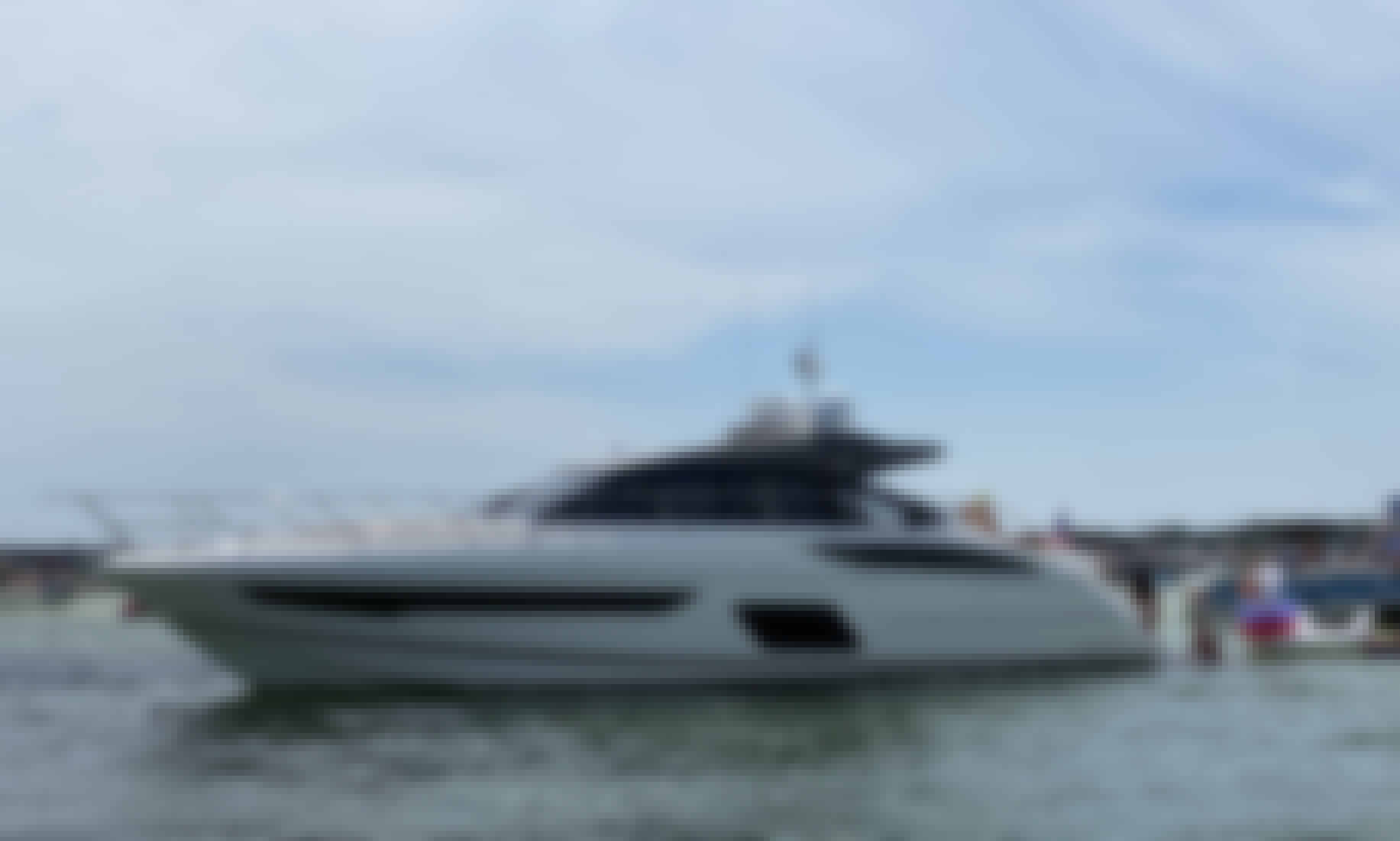 Destin's Ultimate Mediterranean/Miami Yacht Experience!