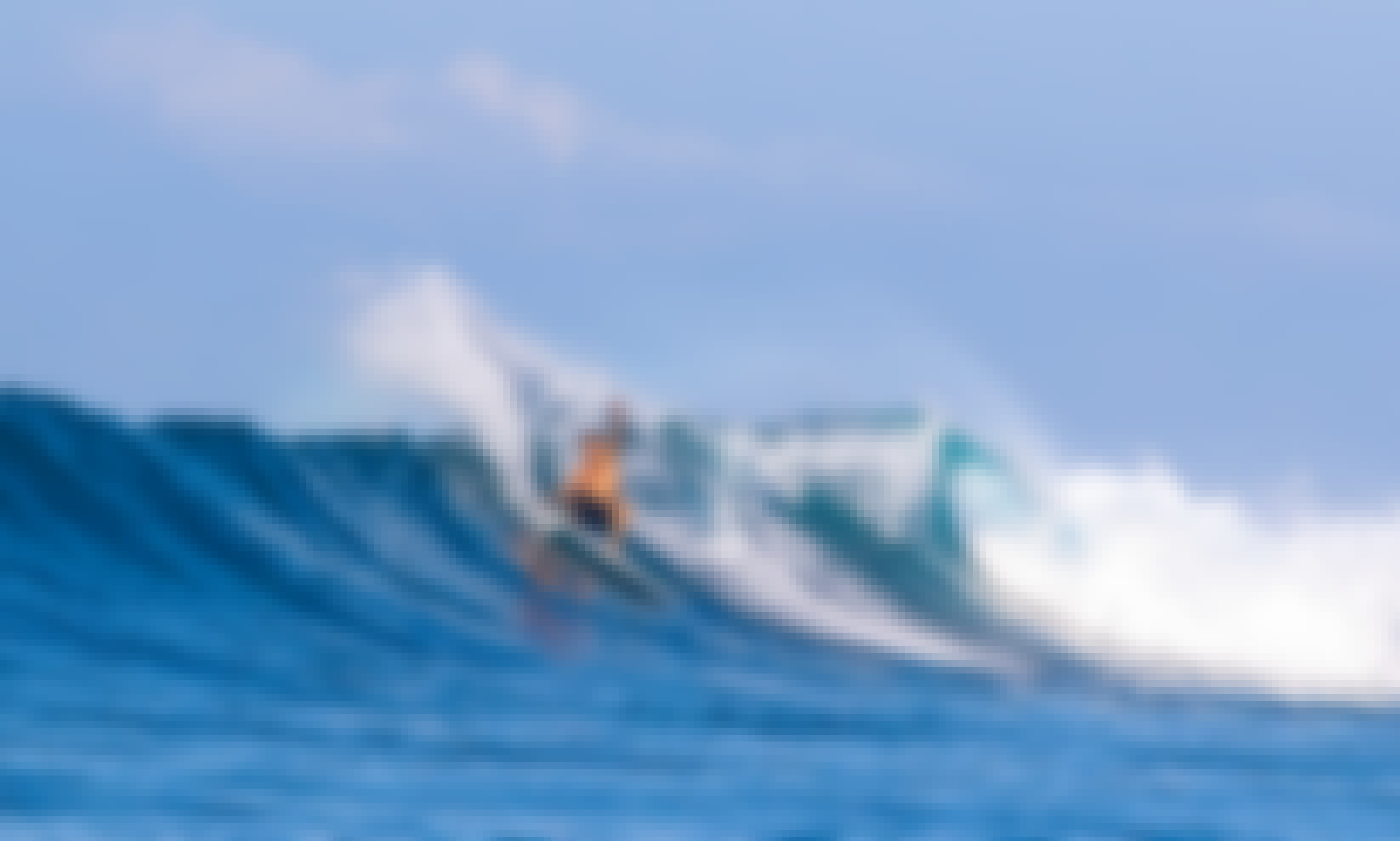 """Our Surf Charter """"Jiwa Alam"""" is anchored and we'd love to take you on our next surf adventure trip"""