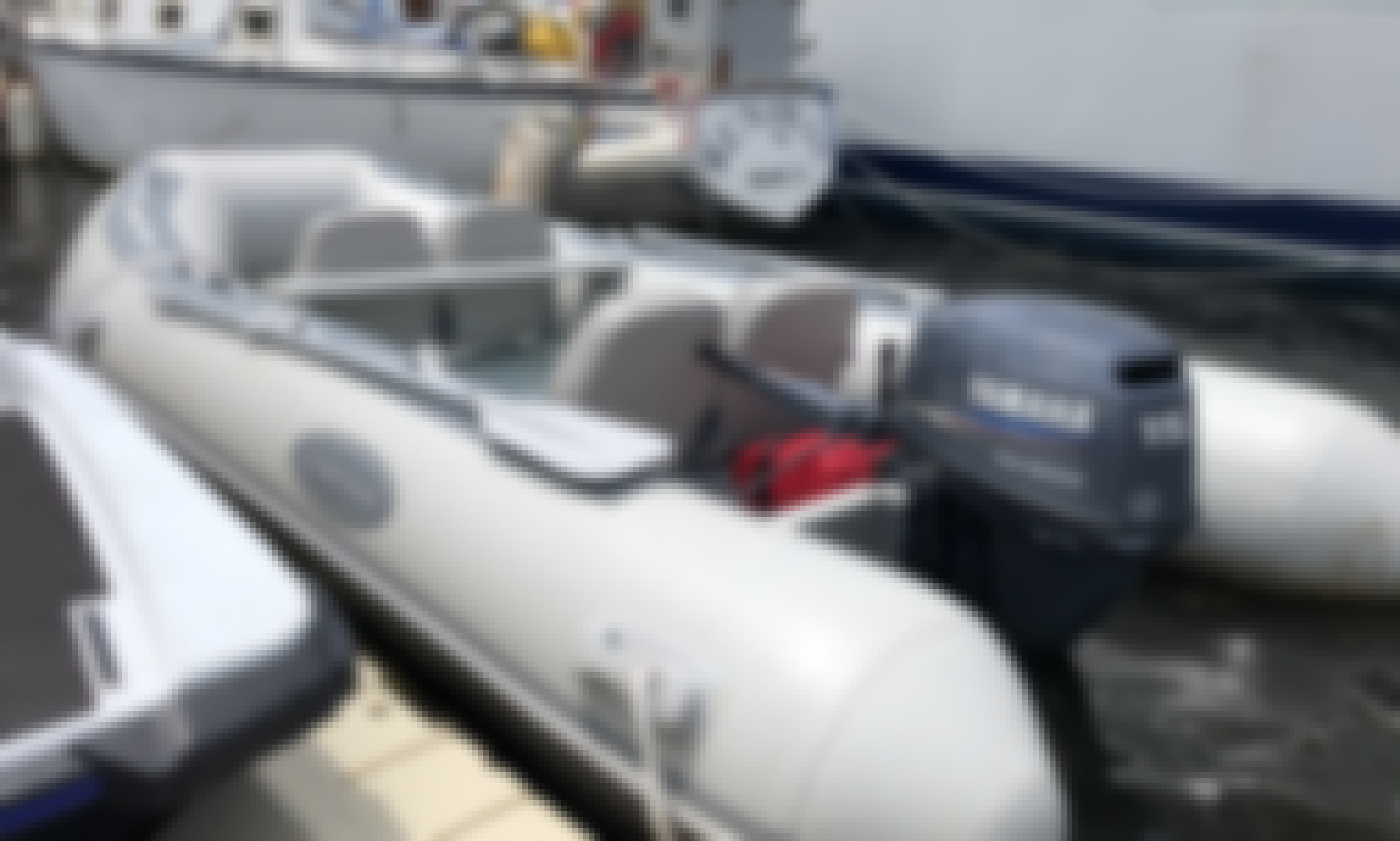 West Marine AL 390 Yacht Tender for rent in Fort Lauderdale - American Venice