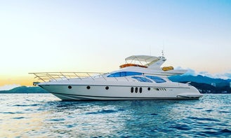 Azimut 62 Luxury Motor Yacht Charter in South Florida