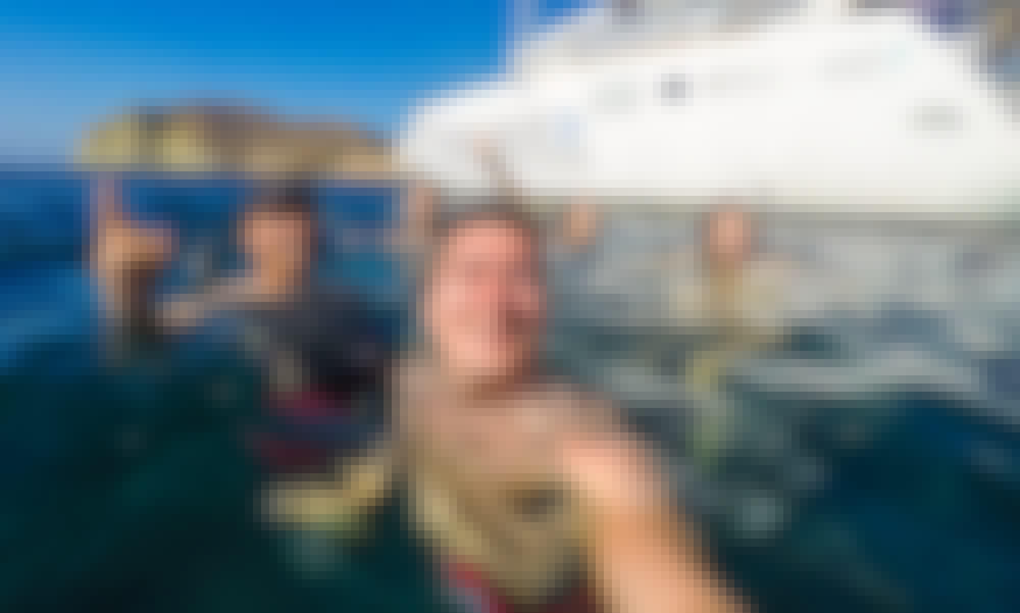 Daily Catamaran Sailing Cruises