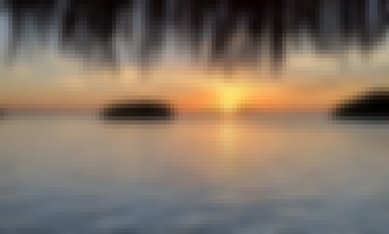 Spectacular Sunset Cruise in Islamorada, Florida