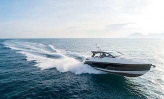 Azimut Atlantis 50 Motor Yacht for Charter in East Hampton, New York