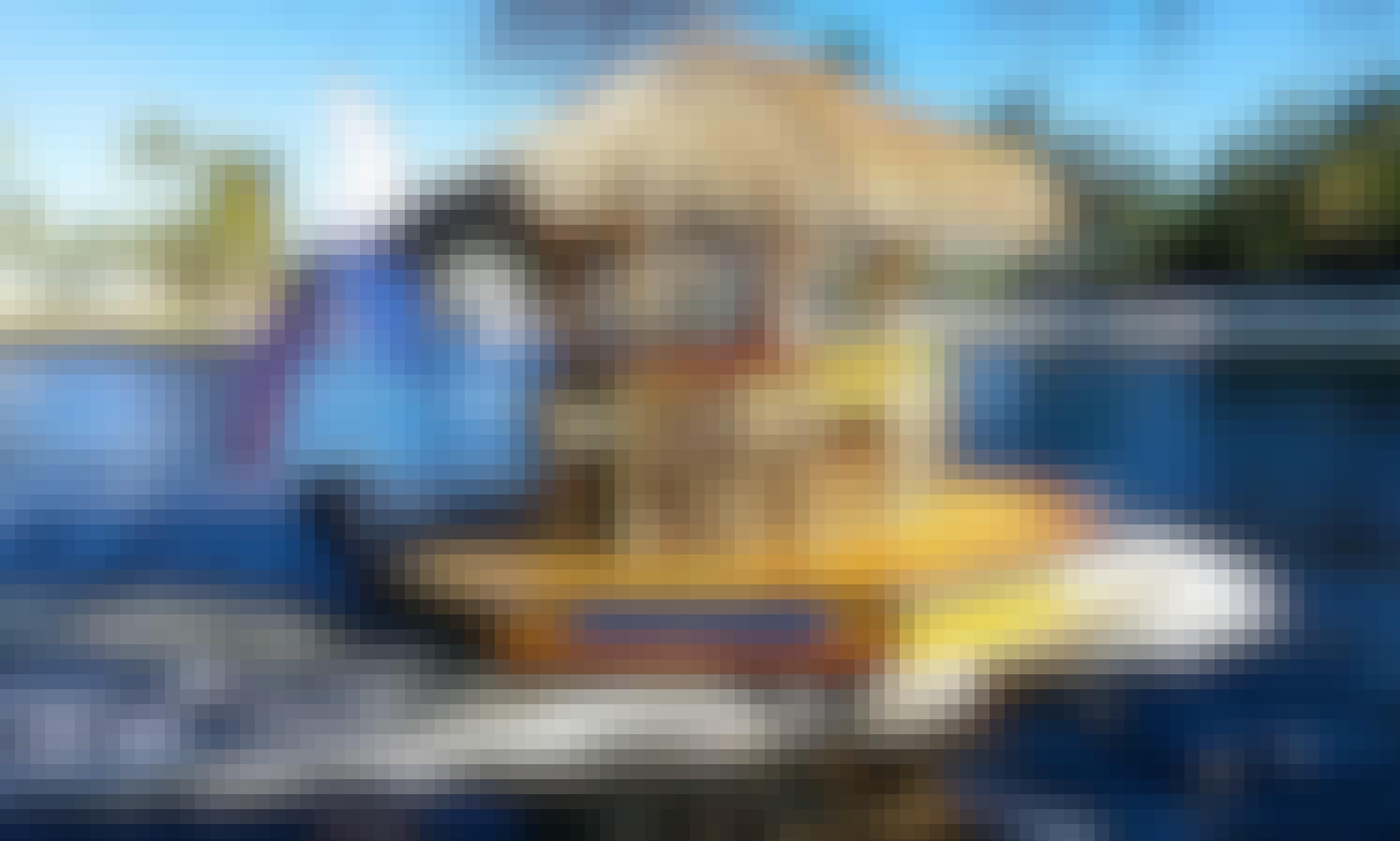 Tiki Fun Cruise in Islamorada, Florida