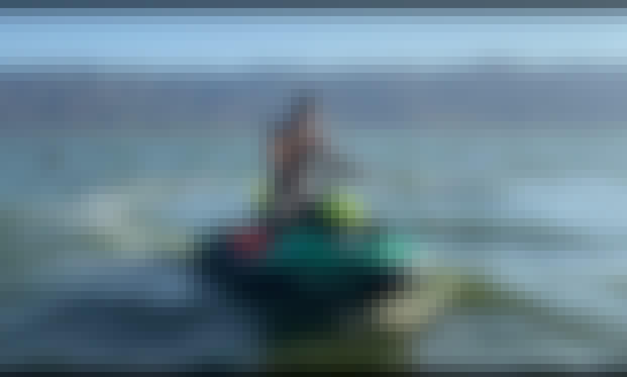 SeaDoo Spark Jet Ski Rental in Chino Hills