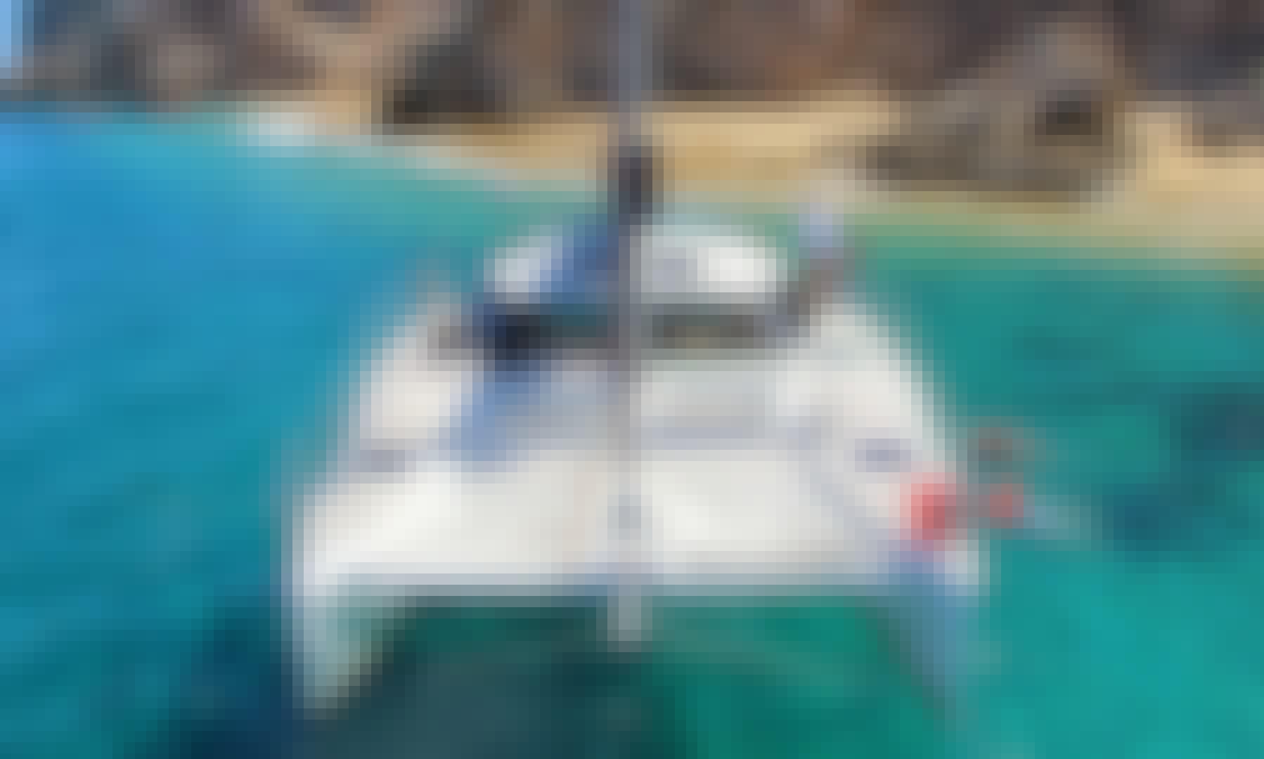 35' Seawind Sailing Catamaran  - Cabo