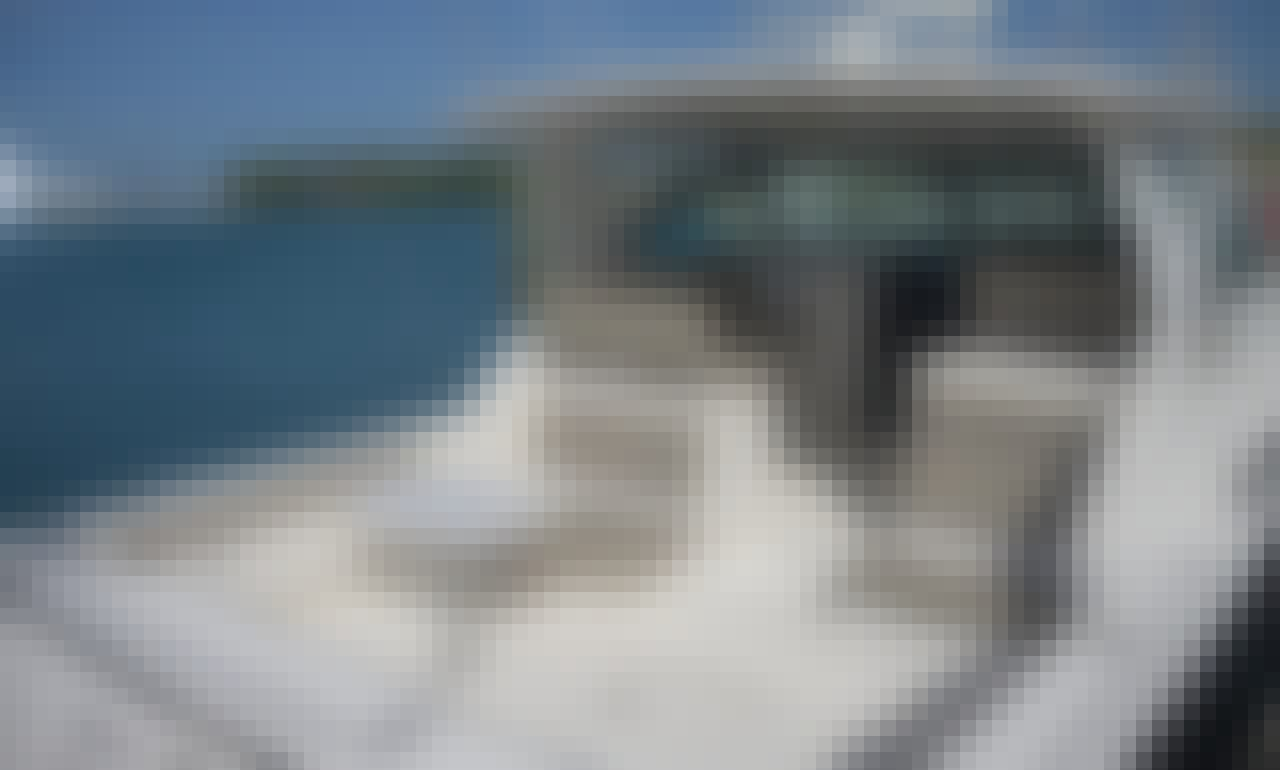 Amazing Tiara 38' for Charter in Punta Cana