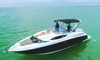 BOOK 6 hrs and  GET 1 hr free! GREAT DEAL YACHT IN CANCUN  35FT REGAL