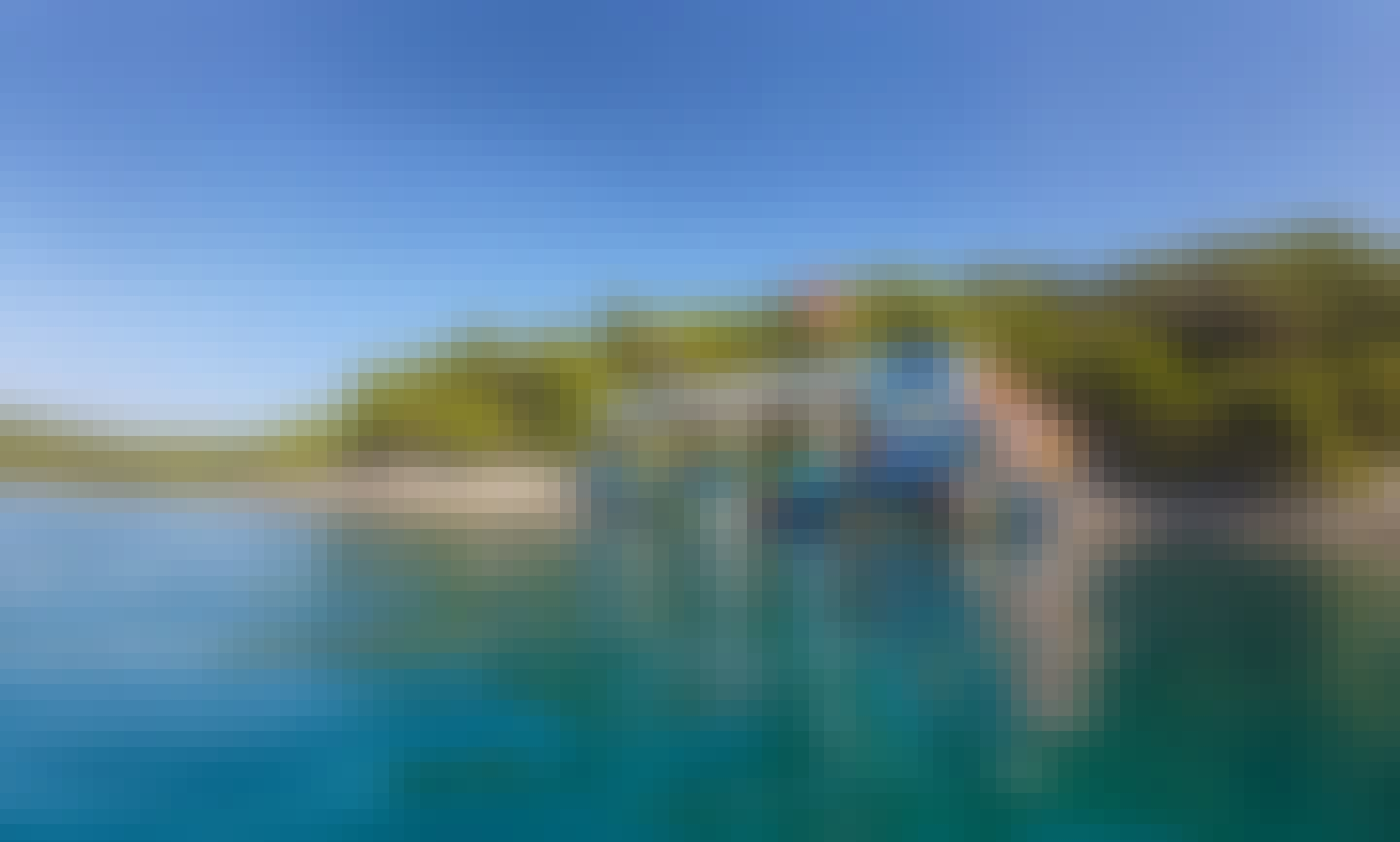 Private Boat Tour for 13 Guests in Istria - the Largest Peninsula in the Adriatic Sea!