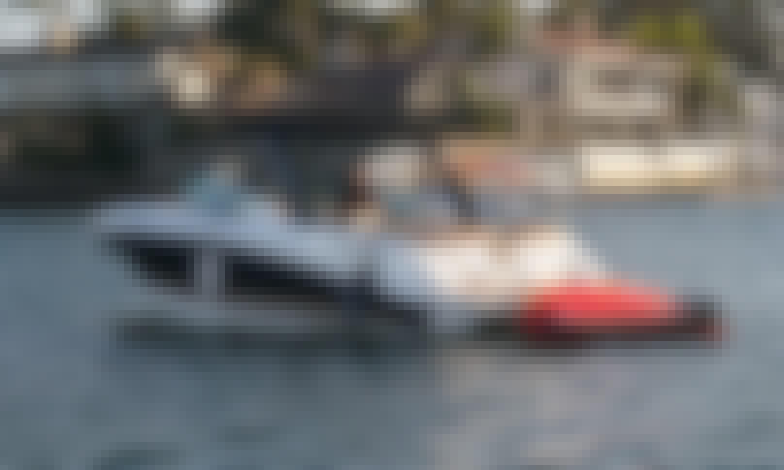 Harbor Cruising, Emerald Bay, Catalina Island on 2015 Sea Ray 270 SLX