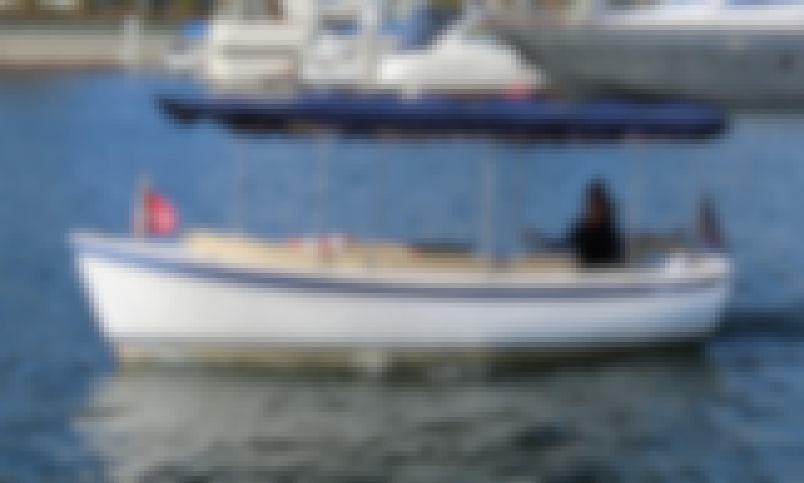16' Duffy Electric Boat in Marina del Rey, California