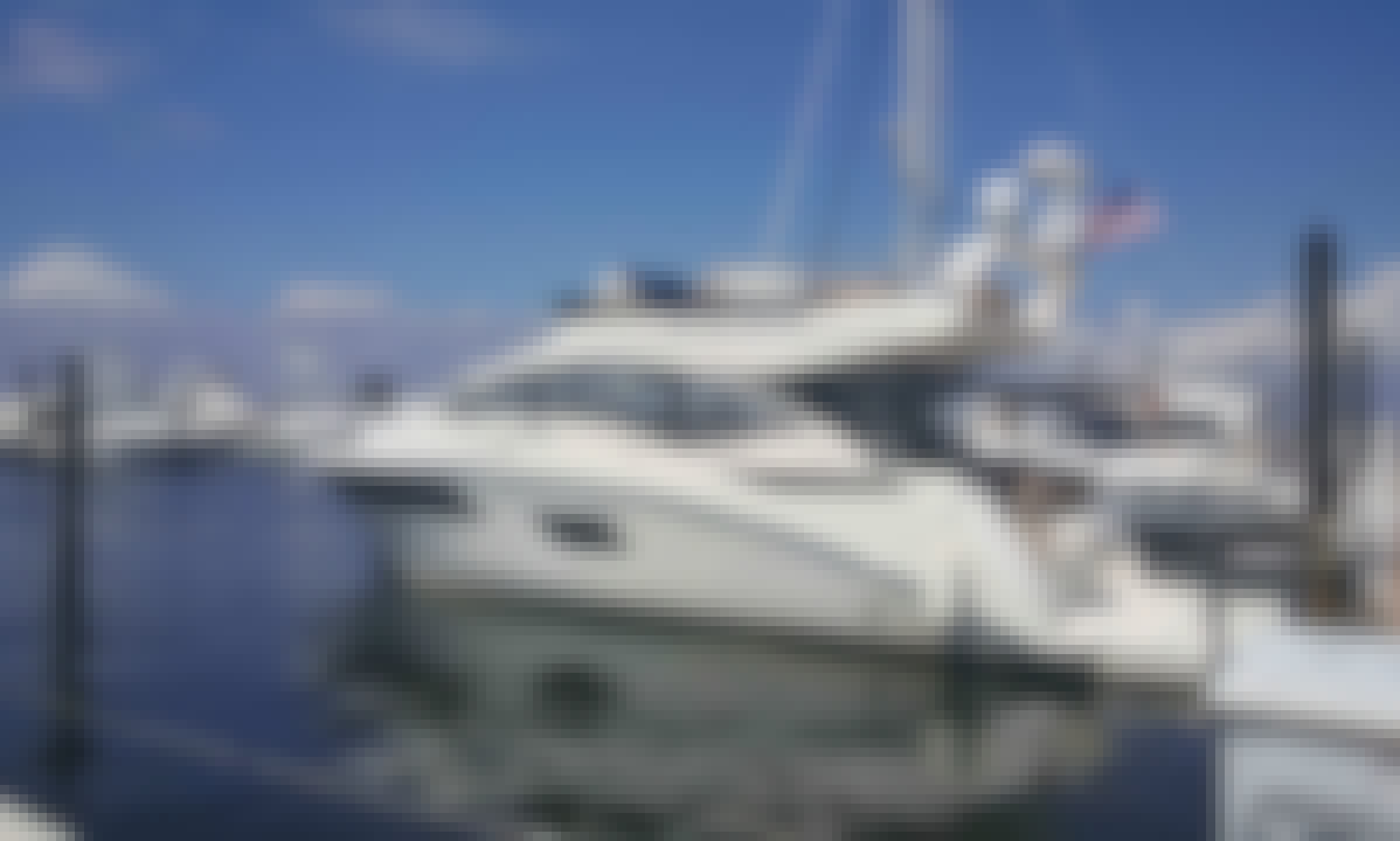 44' Motor Yacht Charter available in Atlantic Highlands, New Jersey