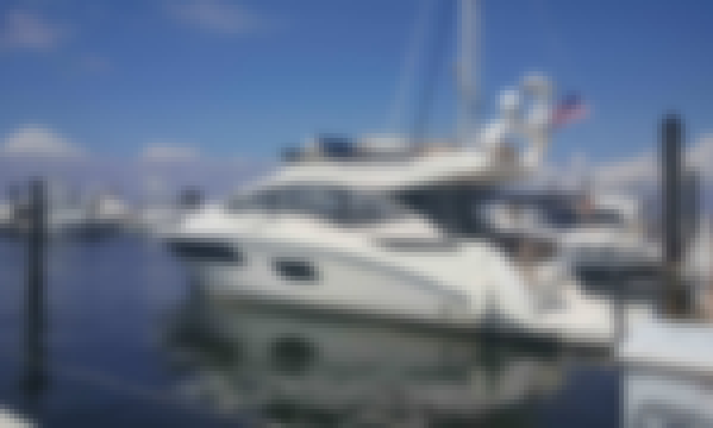 2019 45' Motor Yacht Charter for 12 People in New York