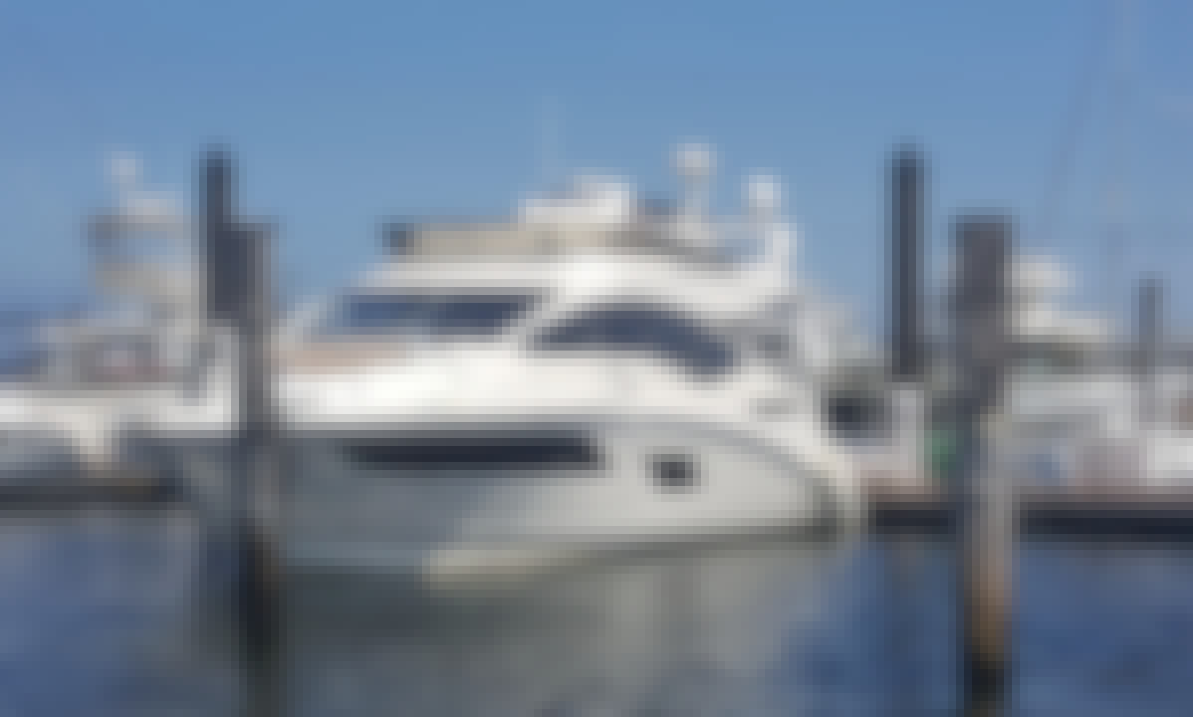 44' Motor Yacht Charter for 12 People in New York