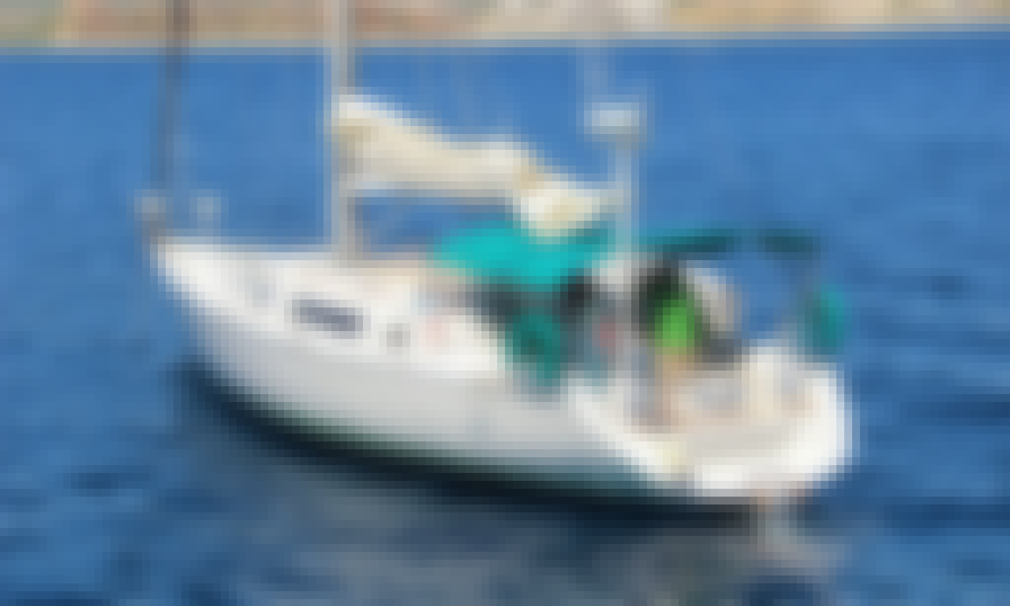 """47' Sailboat Charter in Cabo San Lucas - """"All Included"""""""