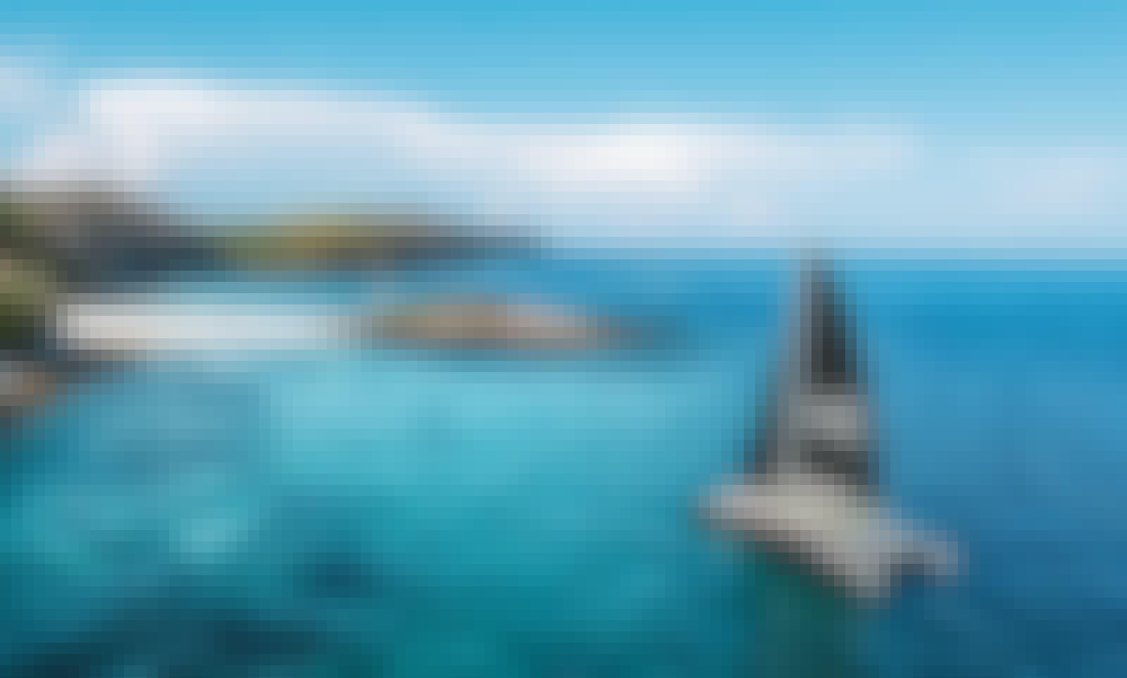 Stunning 74' Ocean Voyager Catamaran -  Private Cruise in Phuket Islands!