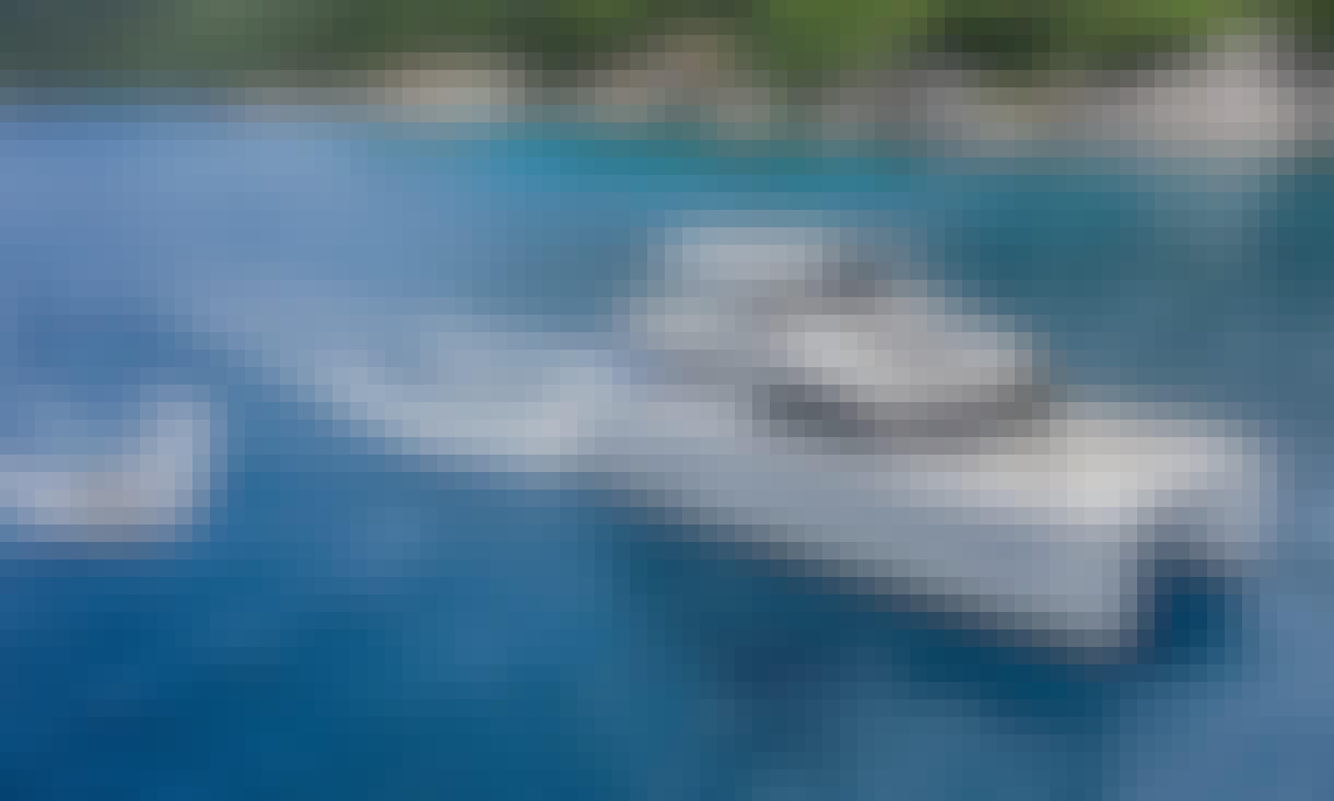 Beatiful 2019 Indigo 53 Power Catamaran Rental in Chalong Pier, Thailand