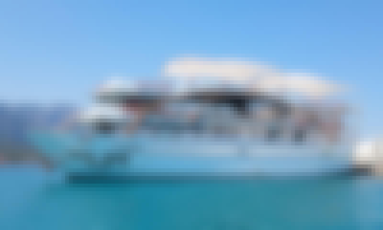 Pirate Yacht Tour in Antalya, Turkey