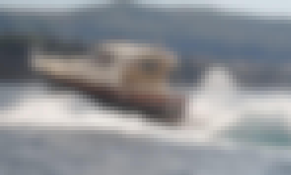Captained Charter  - Vivila Serapo 33 Motor Yacht in Capri, Amalfi Coast and the Sorrento