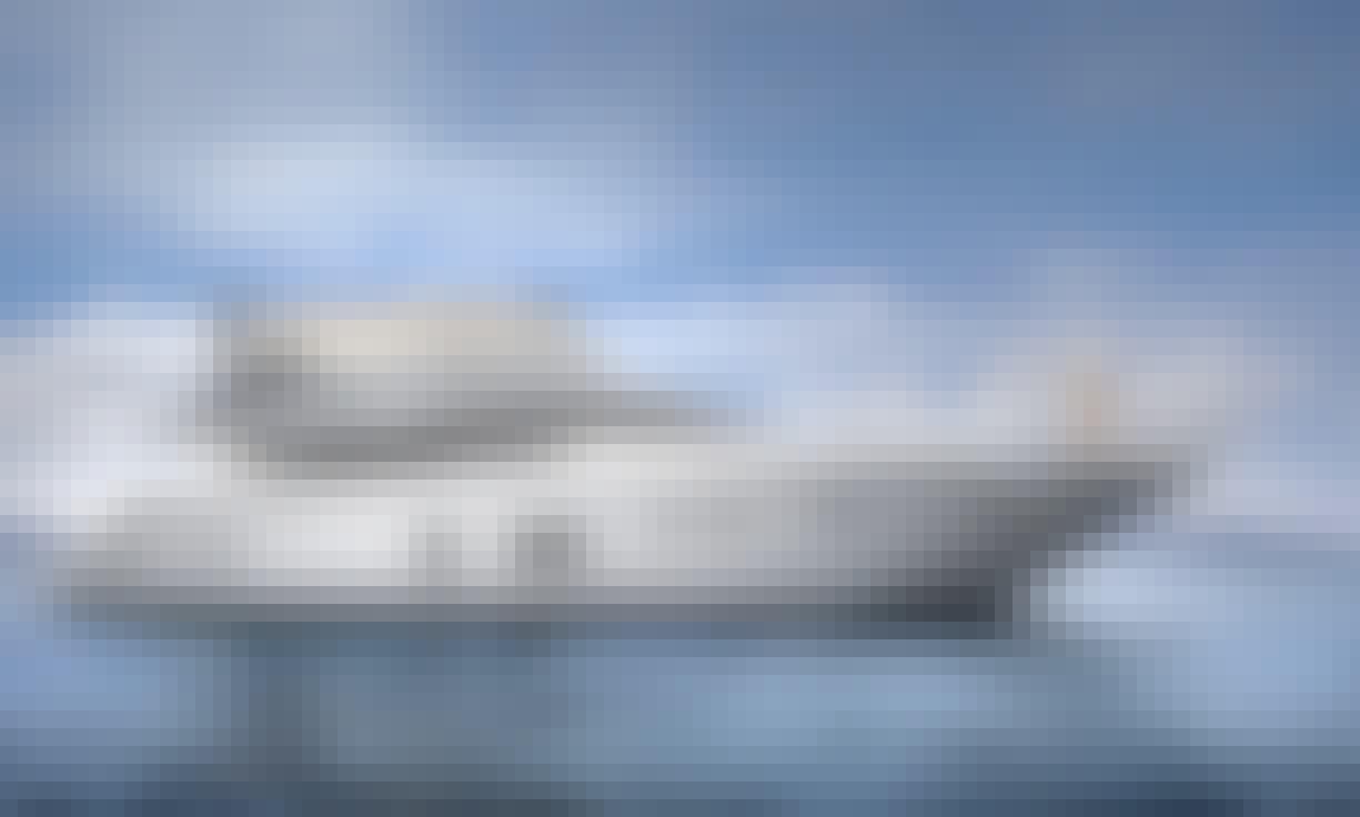 2019 Princess 78 Power Mega Yacht Charter in Tambon Pa Klok, Thailand
