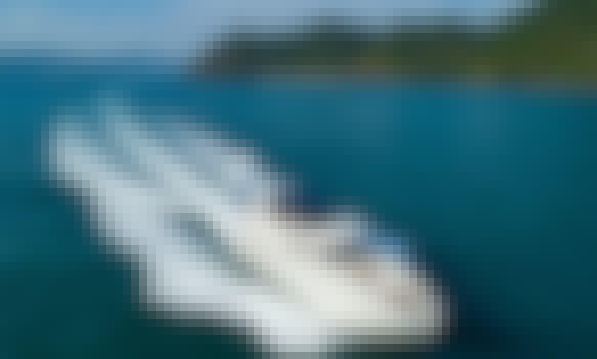 Technema 89 Power Mega Yacht Rental in Chalong bay, Thailand