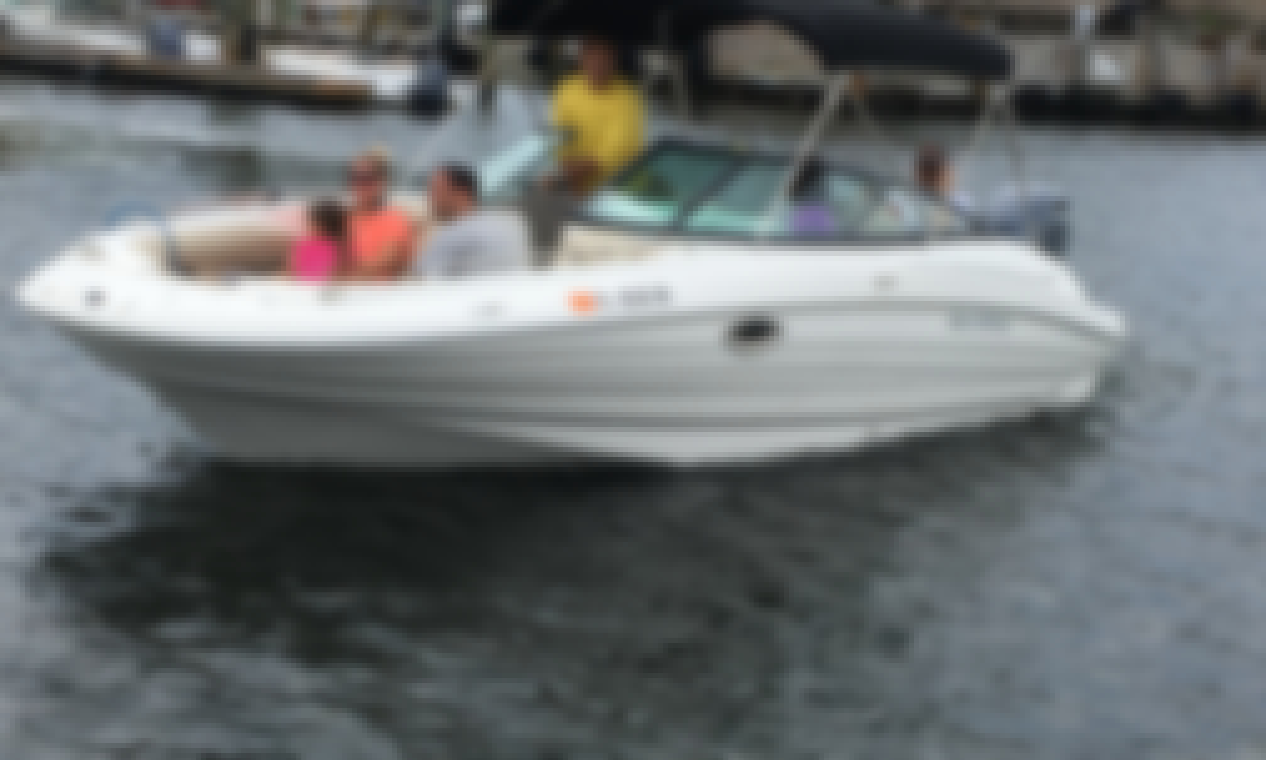 Brand New Nautic Star 21 For Rent in Hollywood, Florida!