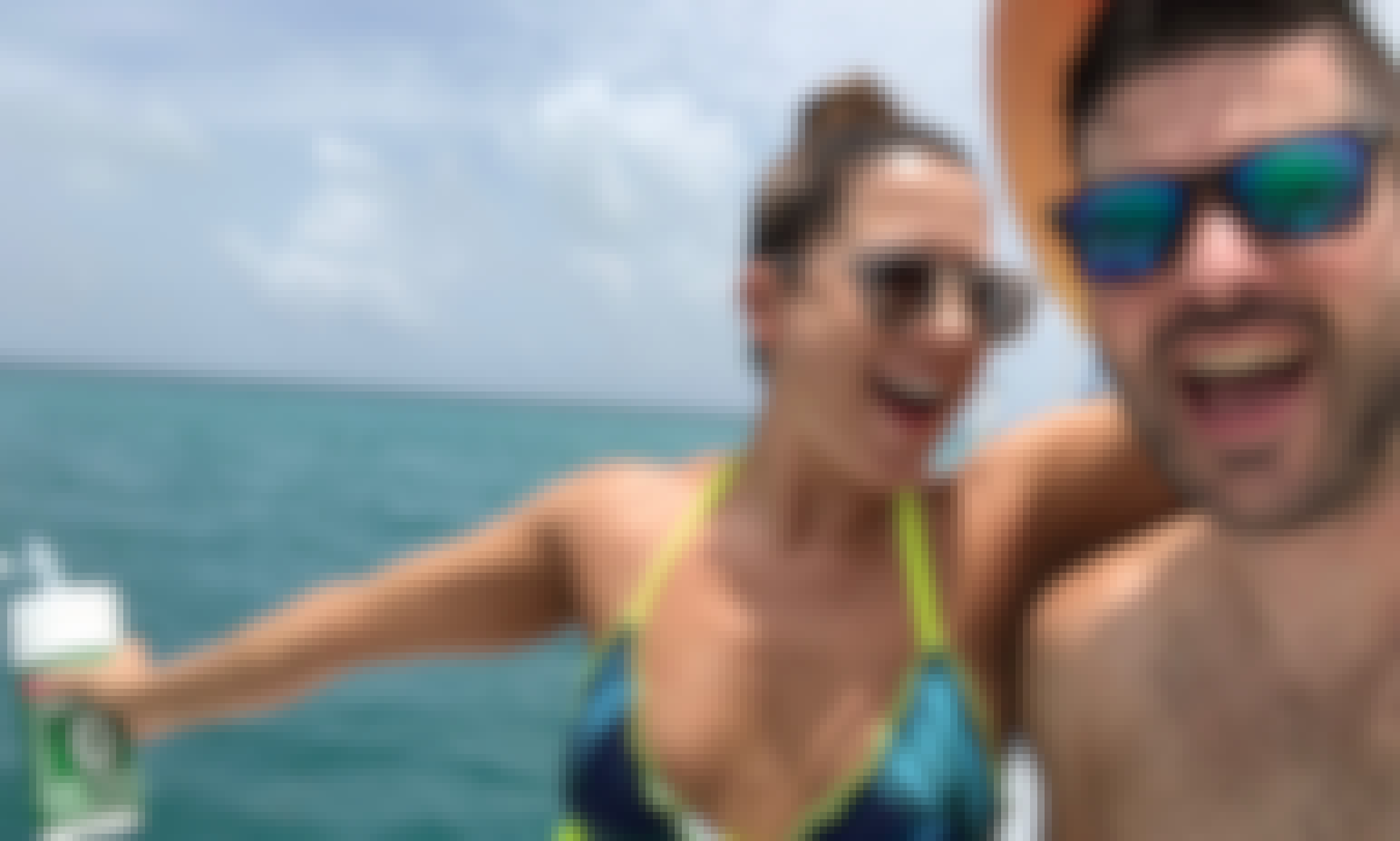 Sunset Booze Cruise Key West Private Charter on 24' Hurricane **3:30 PM, 3 hours**