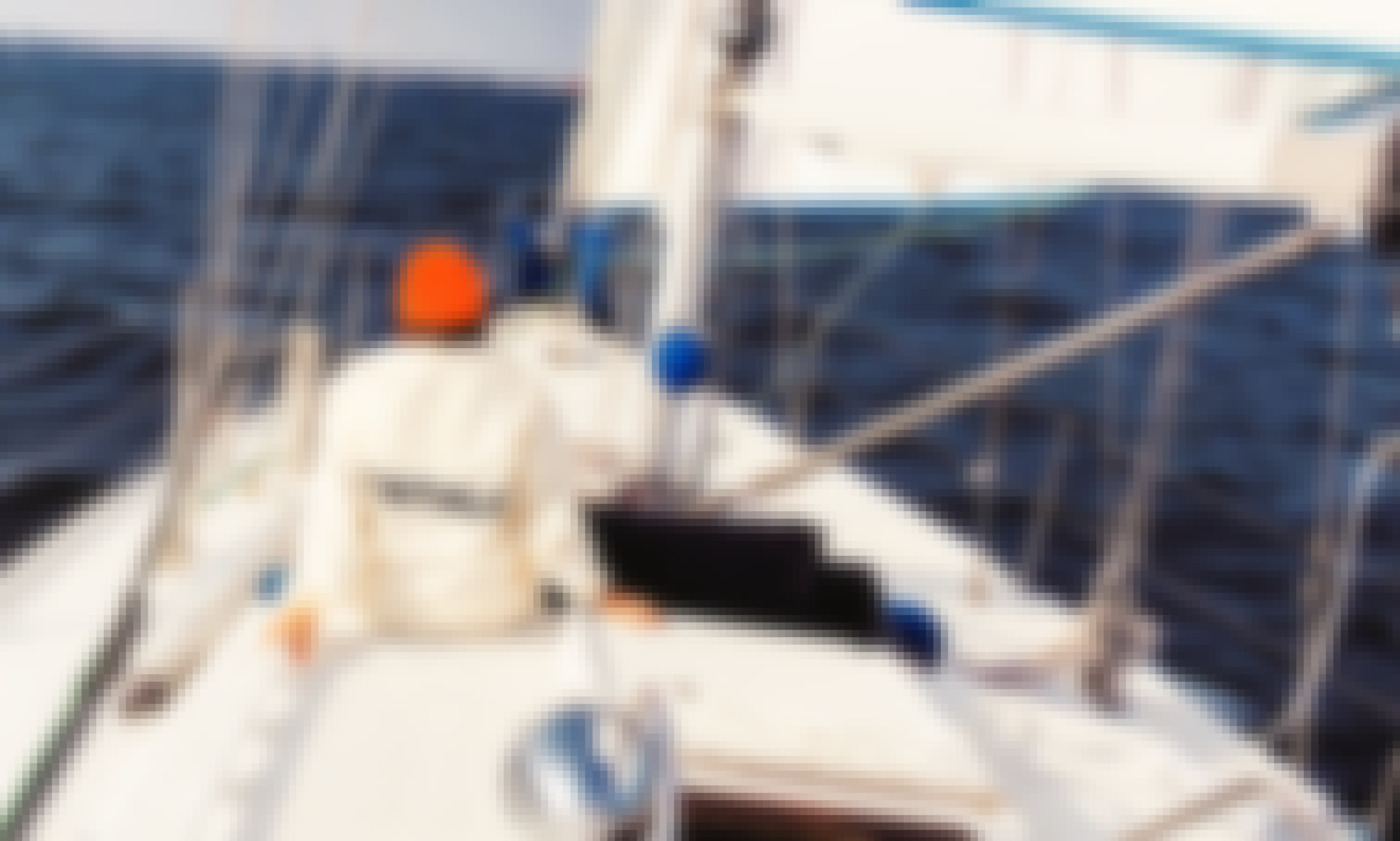 Sailing Relentless - McGuire 44 Cutter Rigged Sloop