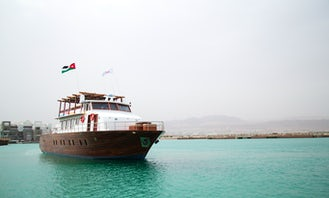Breeze Wooden Boat, Enjoy the Delicious Open Buffet for lunch or dinner with Sunset View and spend beautiful Family & Friendly moments onboard The Wooden Breeze Boat