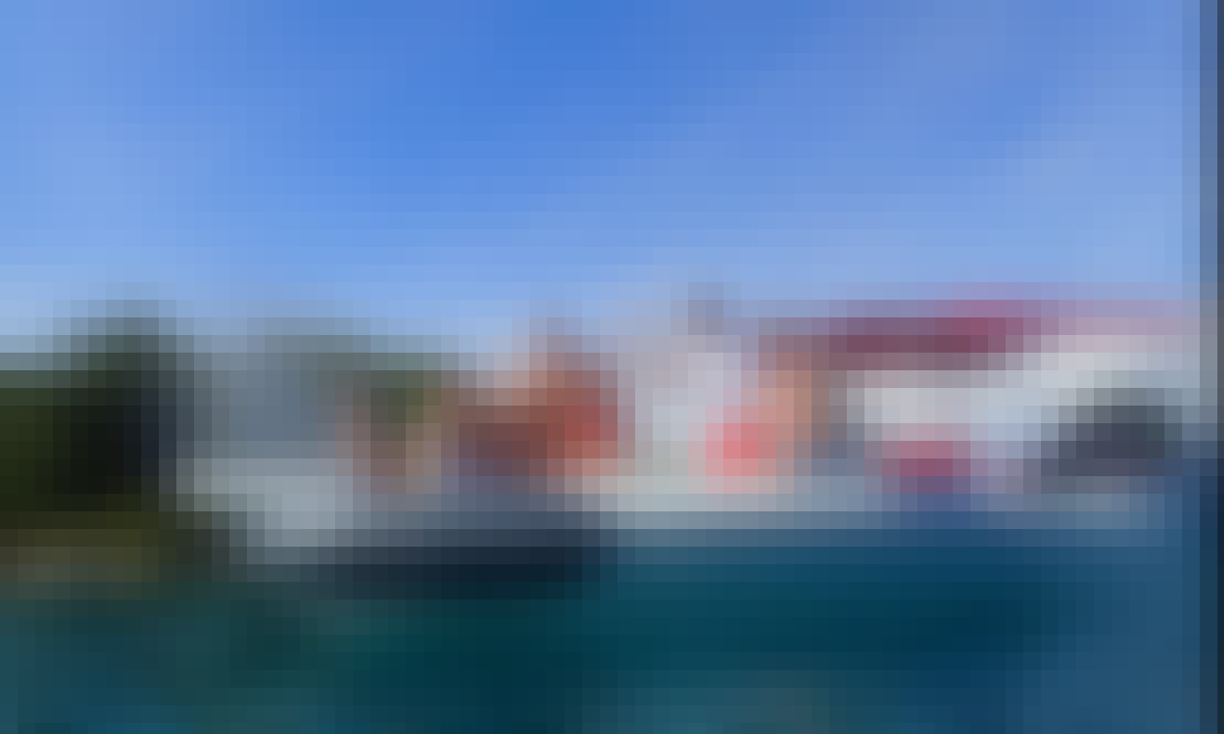 Ris 590 rib 2017 Honda 150hp Rental in Trogir, Croatia