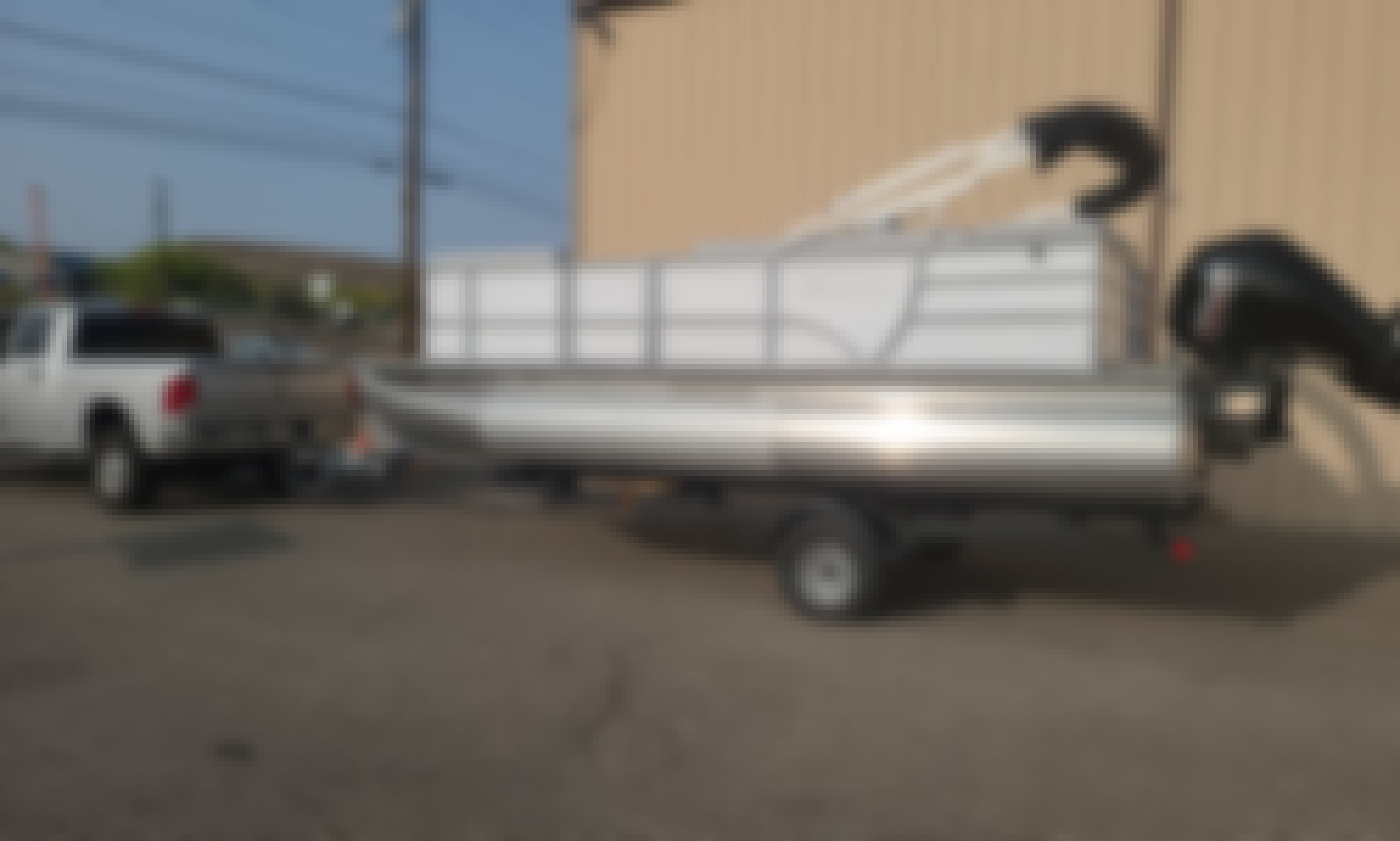 Bentley Pontoon for Rent in Lake Havasu City
