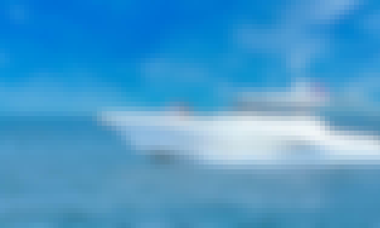 2019 Jeanneau Cap Camarat 35 Motor Yacht Rental in Tambon Ko Kaeo, Thailand