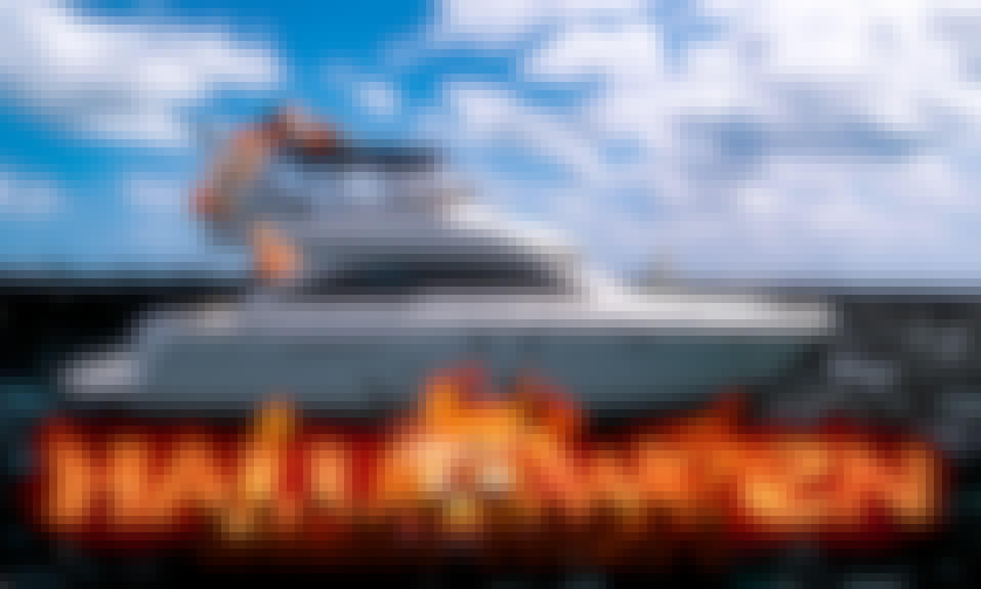 ** Miami Cruise - 50 Ft Luxury Cruiser Yacht