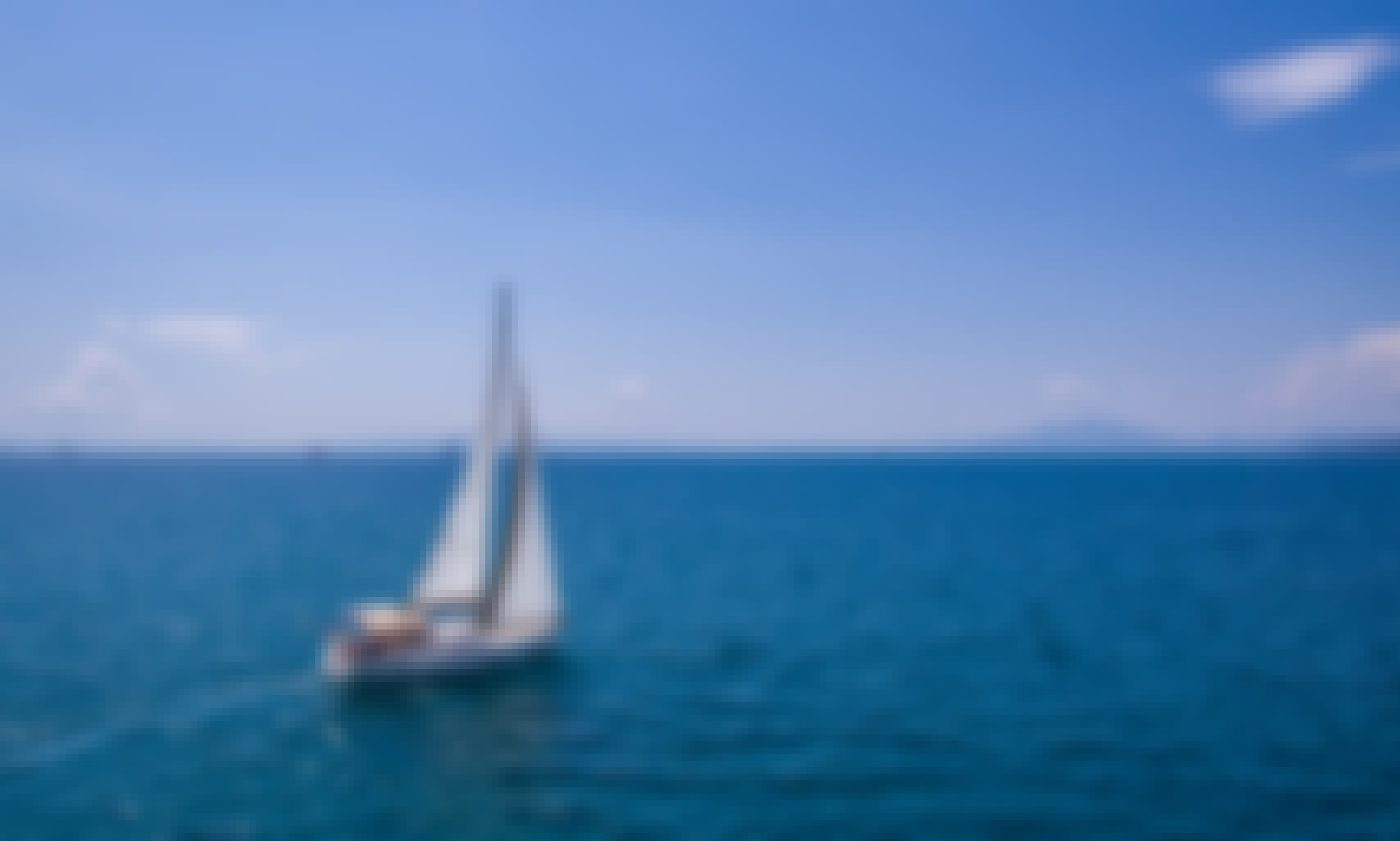Sail in Sporades with Mila!