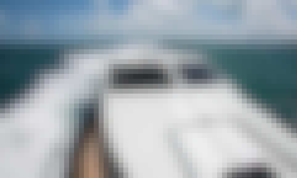 2015 SPLO 42 Motor Yacht Rental in Chang Wat Phuket, Thailand