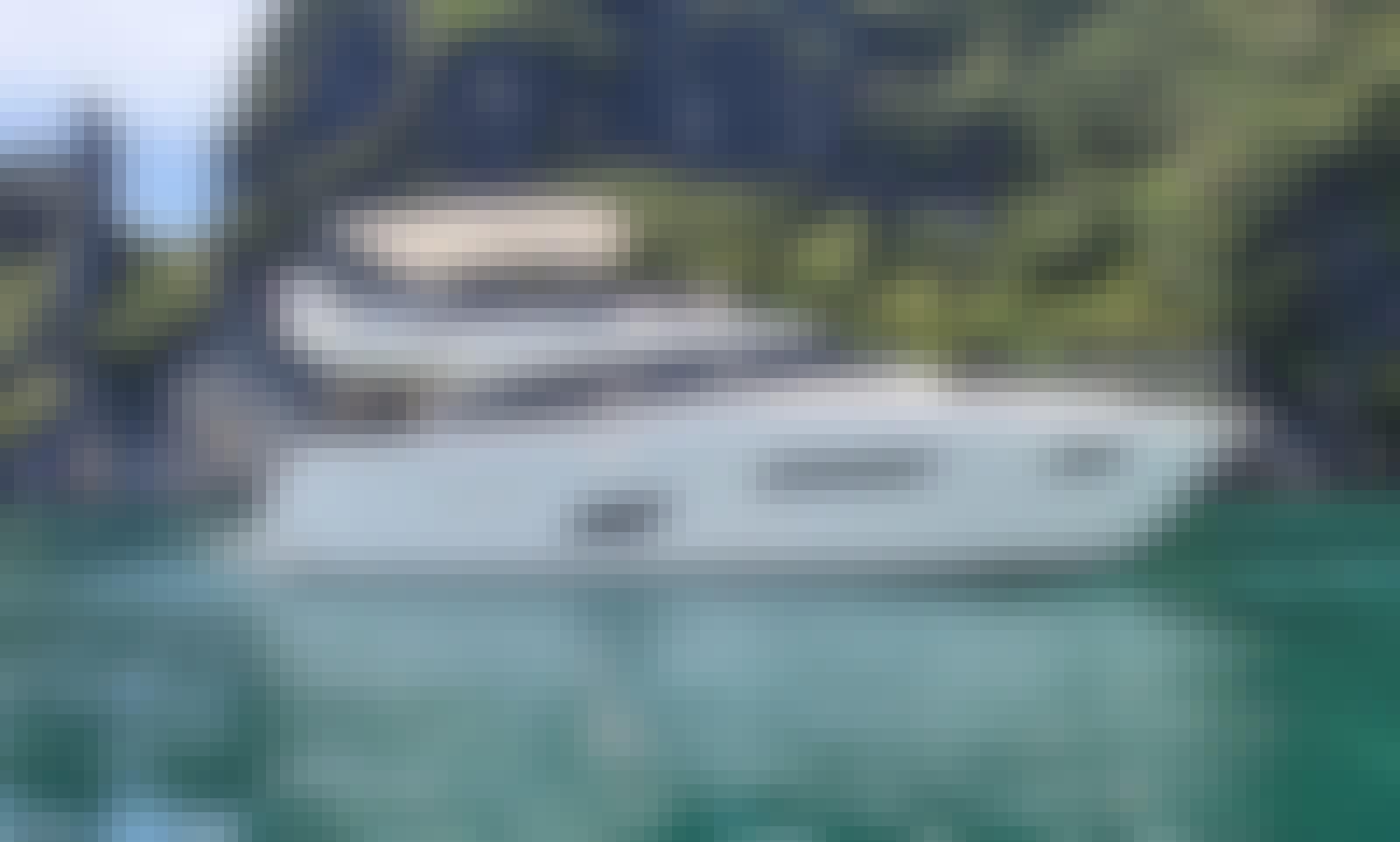 Ferretti 450 Motor Yacht Rental in Chang Wat Phuket, Thailand