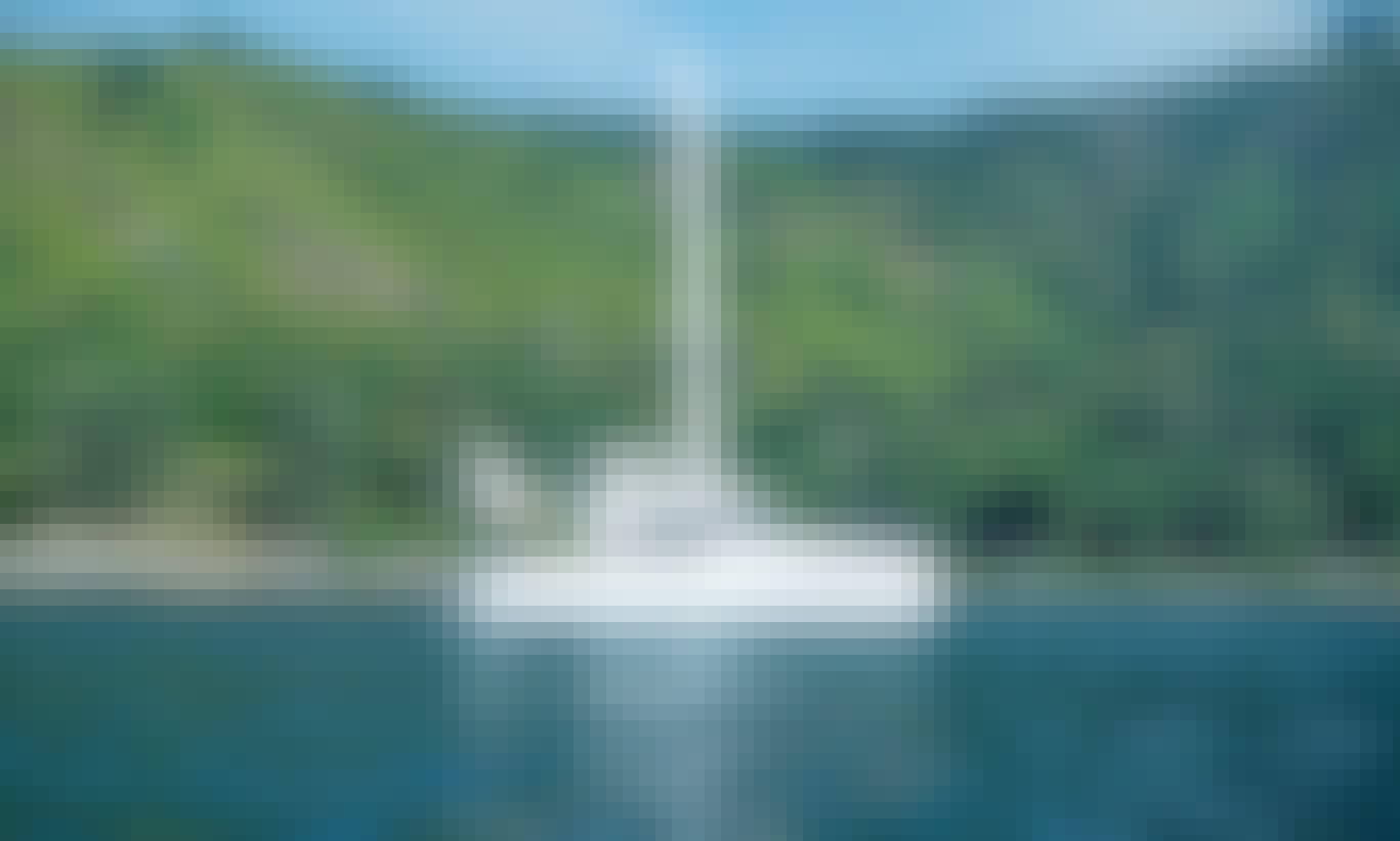 60 Person Lagoon 70 Cruising Catamaran Rental in Chang Wat Phuket, Thailand