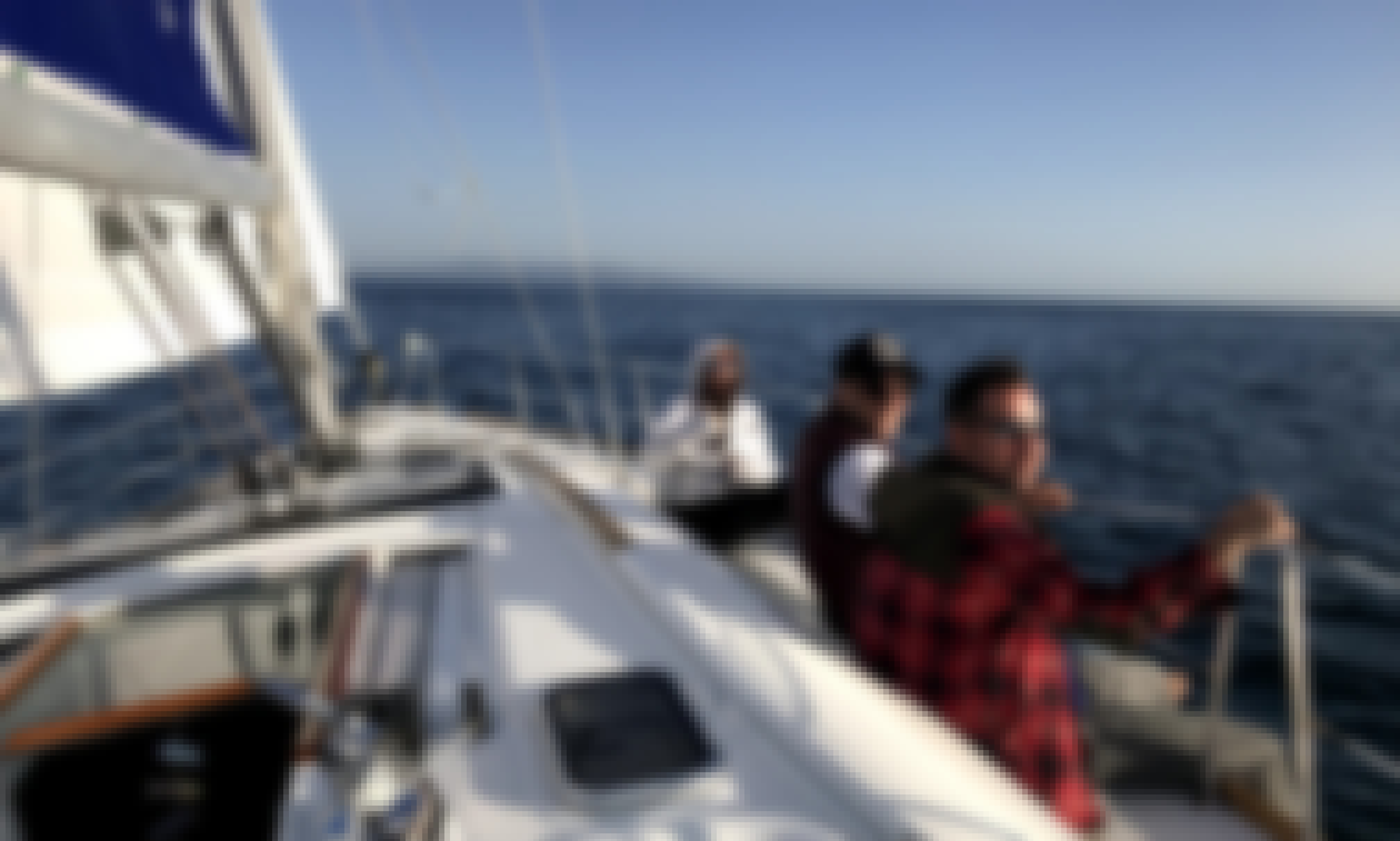 Luxury 47' Sailboat, Beneteau, Marina del Rey - Great for sunset cruises, photo shoots and parties