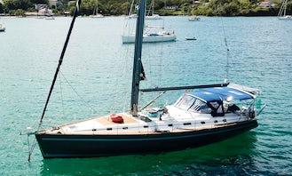 """Ocean Star 56.1 """"Kundalini"""" Private Sailing Yacht, BVI"""