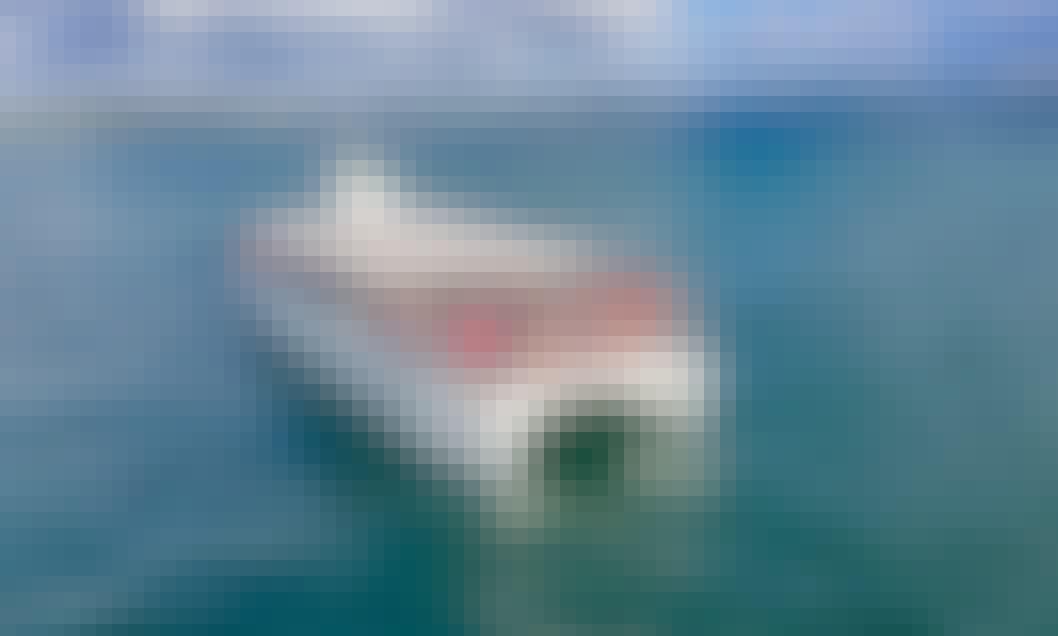 86' Capuz Party Boat for 200 People in Cartagena de Indias
