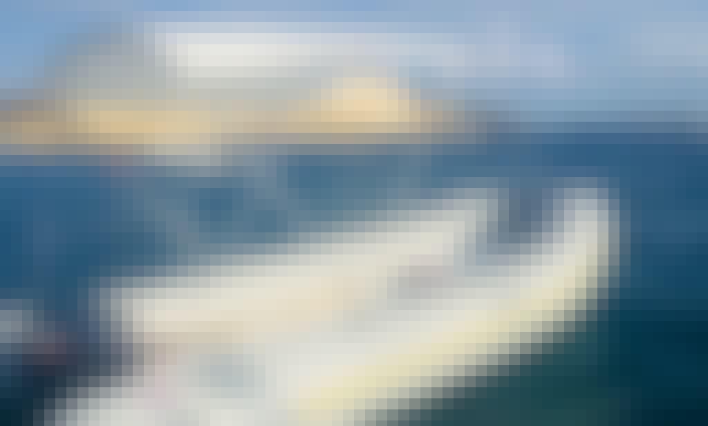 14' Lomac Inflatable Boat Rental in Isole Tremiti, Puglia
