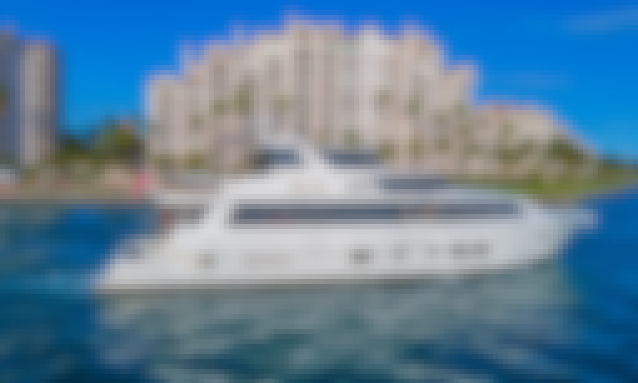 Ultimate Westship 103' Party Yacht in Beautiful Miami!!