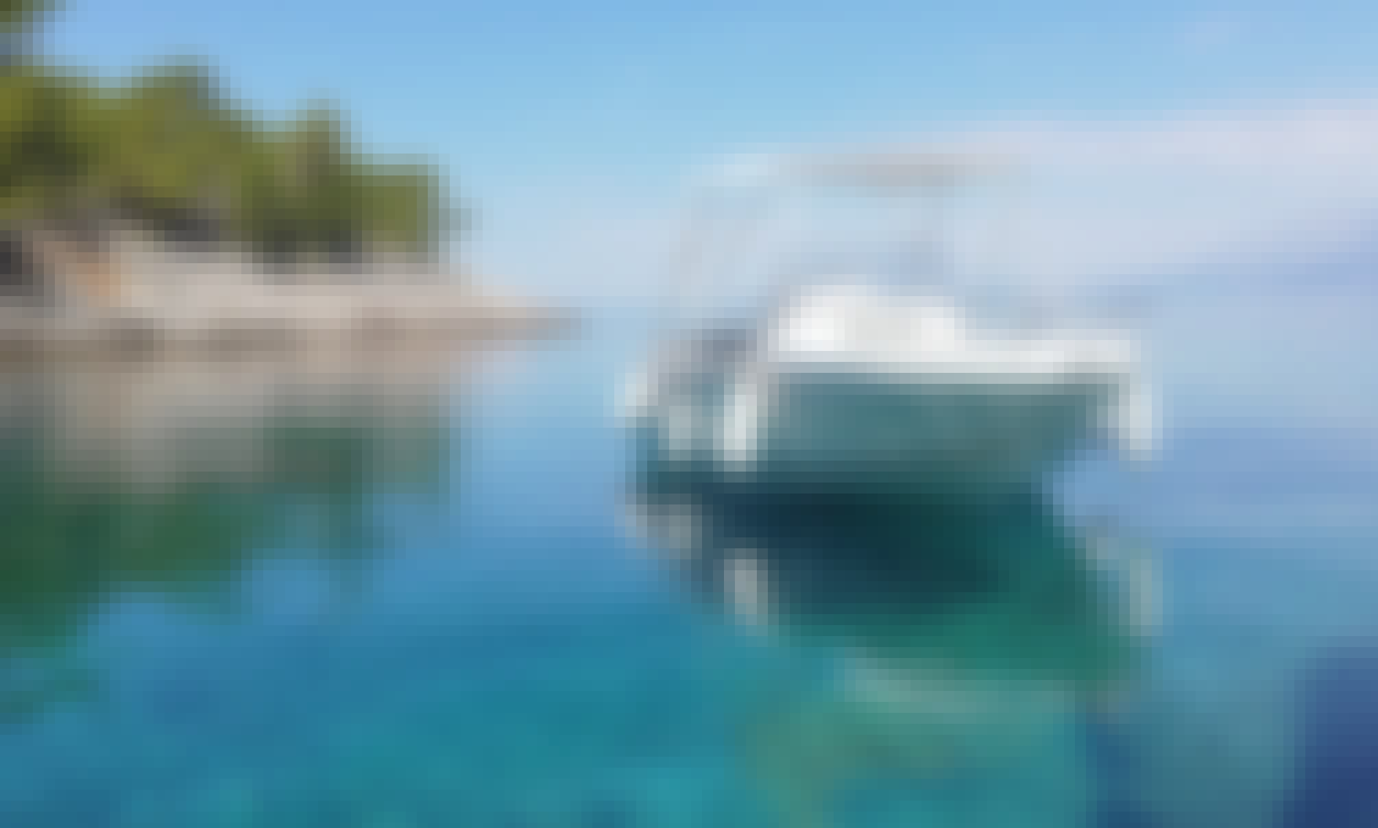 Rent or Charter Powerboat in Podgora