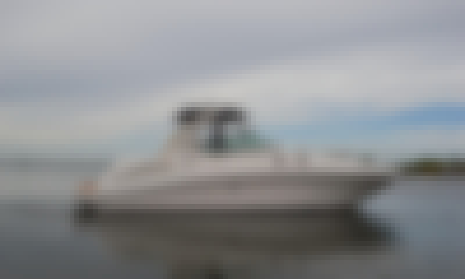 Cruise the Potomac River on Stunning Searay 340 Sundancer!